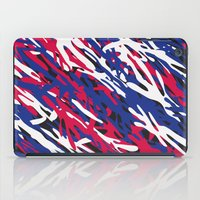 patriotic iPad Cases featuring Patriotic Camouflage by Stacey Lynn Payne