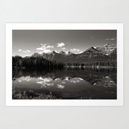 Alberta, Canada Art Print