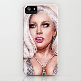 MOTHER MONSTER - GRAMMYS iPhone Case