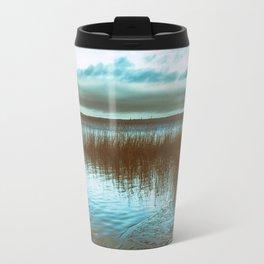 Blue Numbness Travel Mug
