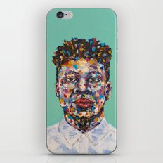 Mick Jenkins iPhone & iPod Skin