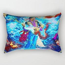 Music Rectangular Pillow