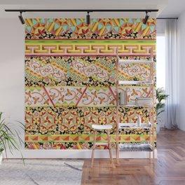 Gypsy Caravan Luxe Stripe Wall Mural