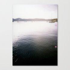 Spanish Sunset Canvas Print