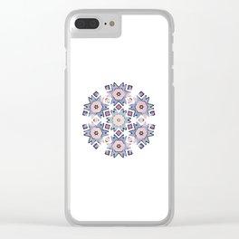 maude Clear iPhone Case