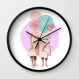 Ladies World Wall Clock