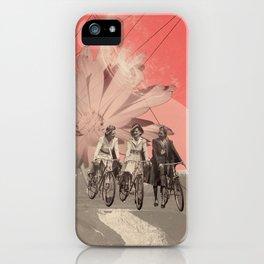 Les Femmes iPhone Case