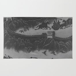 Historical Now Rug