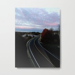 Road to Success Metal Print