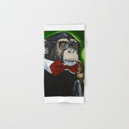 Professor Chimpo Hand & Bath Towel