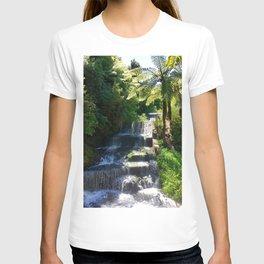 Korokoro Dam Waterfall T-shirt