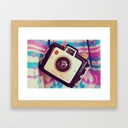 {Ready For Winter} Framed Art Print