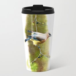 A Quick Bite by Teresa Thompson Travel Mug