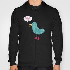 Emotional Support Duck Hoody