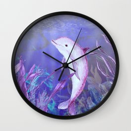 Underwater World **3 Wall Clock