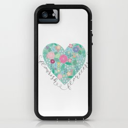 Flourish - Florecer iPhone Case