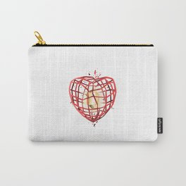 Take Care of My Heart, Valentine Carry-All Pouch