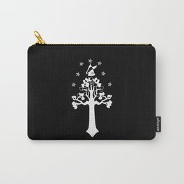The White Tree With The Crown Carry-All Pouch