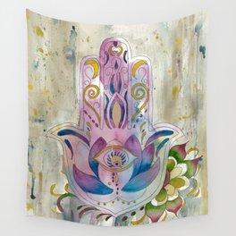 Hamsa Wall Tapestry