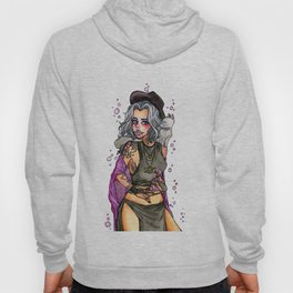 Hipster Witch Hoody