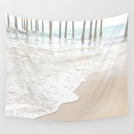 Huntington Beach Wave // California Ocean Sandy Beaches Surf Country Pacific West Coast Photography Wall Tapestry