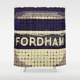 Fordham Shower Curtain