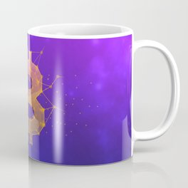 BITCOIN Galaxy Coffee Mug