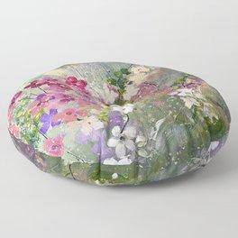 Shabby Chic Floor Pillow