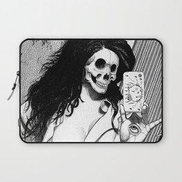 La belle entourloupe (A pretty trick) Laptop Sleeve
