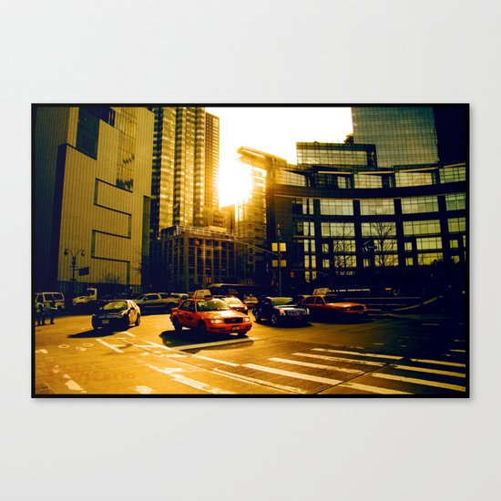 Sight-Setting Canvas Print