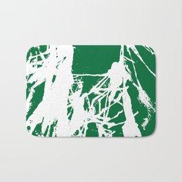 Green Base Bath Mat