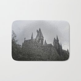 Castle Embossing Bath Mat