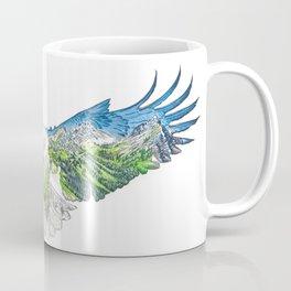 Freedom in the Mountains Coffee Mug