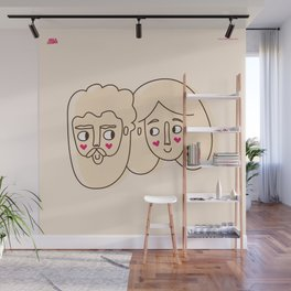 The motilon´s Wall Mural