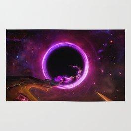 Dark Star Thresh Teaser League of Legends Artwork Wallpaper lol Rug