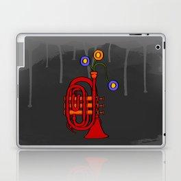Happy to see my pocket trumpet Laptop & iPad Skin