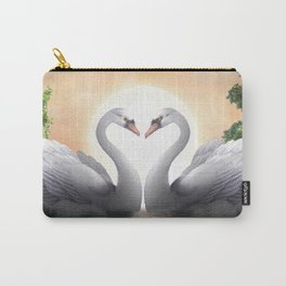 Soulmates Carry-All Pouch