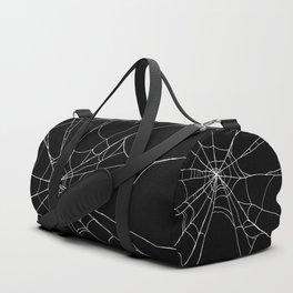Spiderweb Duffle Bag