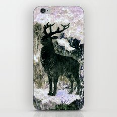 Winter King - Holidaze iPhone & iPod Skin