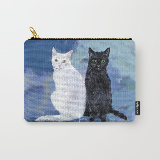 Kingston and Midnight Carry-All Pouch
