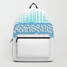 Blue Marseille Backpack