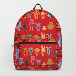 Chinese Zodiac - Year of the Monkey Backpack