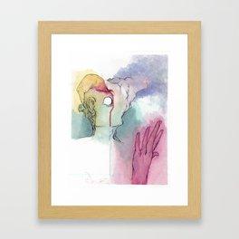 Unattainable Dreams Framed Art Print