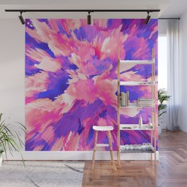 Color Explodes Wall Mural