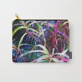 Multicolored Leaves Carry-All Pouch