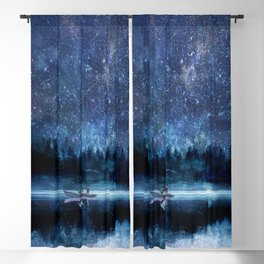 Night Sky Blackout Curtain