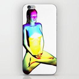 Meditate iPhone Skin
