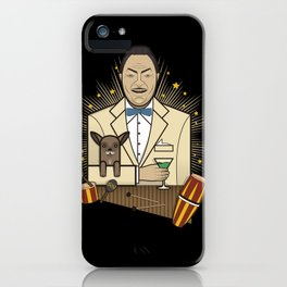 Cugie party iPhone Case
