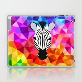 Zebra Dazzle Laptop & iPad Skin