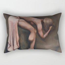 Contention Rectangular Pillow